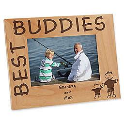 Best Buddies 4-Inch x 6-Inch Picture Frame