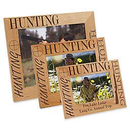 Big Hunter Picture Frame
