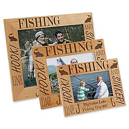 Fishing Pro Picture Frame