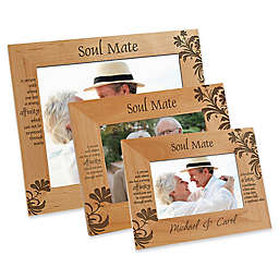 What is a Soul Mate? Picture Frame