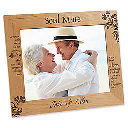 What is a Soul Mate? 8-Inch x 10-Inch Picture Frame