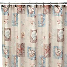 Bacova Ocean Shell Shower Curtain