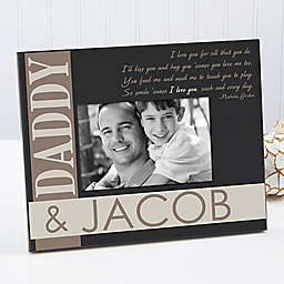 I Love You Each & Every Day 4-Inch x 6-Inch Picture Frame
