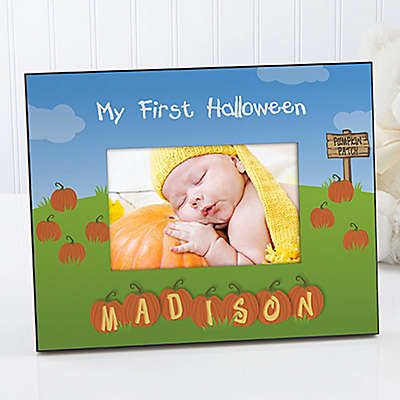 My 1st Halloween 4-Inch x 6-Inch Picture Frame