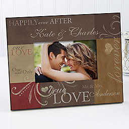 Love is a Promise 4-Inch x 6-Inch Picture Frame
