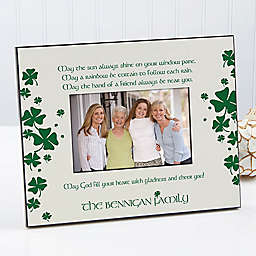 Irish Blessing 4-Inch x 6-Inch Picture Frame