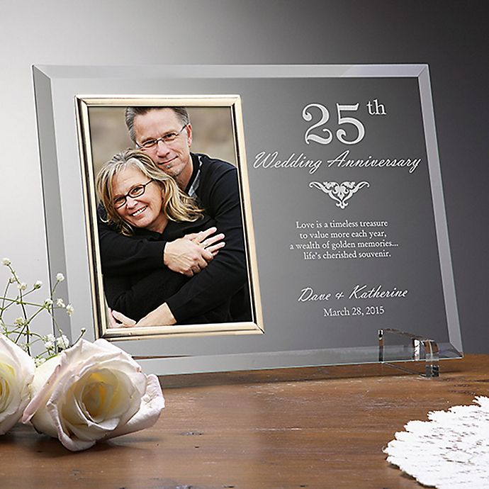 Alternate image 1 for Years Together Anniversary Picture Frame