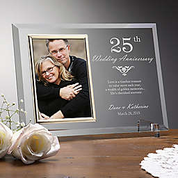 Years Together Anniversary Picture Frame