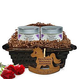 Pure Energy Apothecary Supreme Sensation Lavender Baby Gift Basket