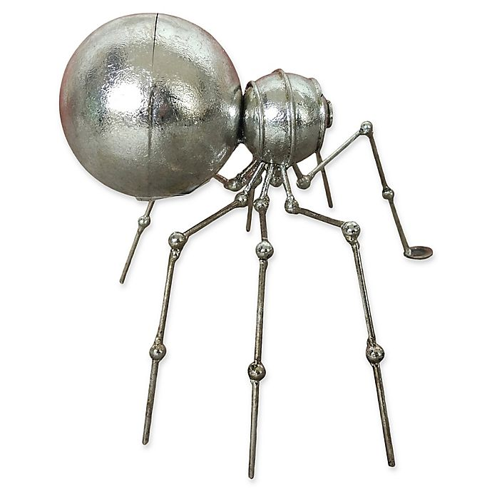 Alternate image 1 for Moe's Home Collection Small Spider Statue