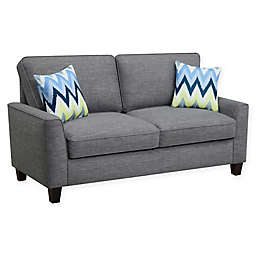 Serta® Astoria 73-Inch Sofa in Light Grey