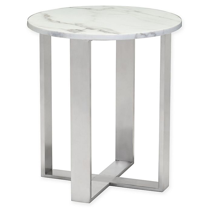 Alternate image 1 for Moe's Home Collection Atlas End Table in Stone