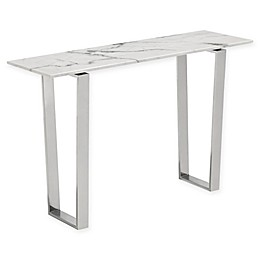 Moe's Home Collection Atlas Console Table in Stone