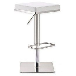 TOV Furniture Bari Steel Bar Stool