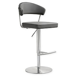 TOV Furniture Cosmo Steel Bar Stool