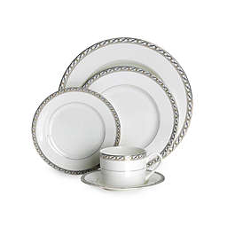 Mikasa Infinity Band 5-Piece Place Setting