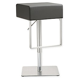 TOV Furniture Seville Steel Bar Stool