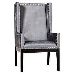 TOV Furniture Tribeca Velvet Chair