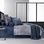 Oscar/Oliver Theodora King Comforter Set Blue