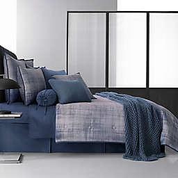 Oscar/Oliver Theodora Comforter Set Blue