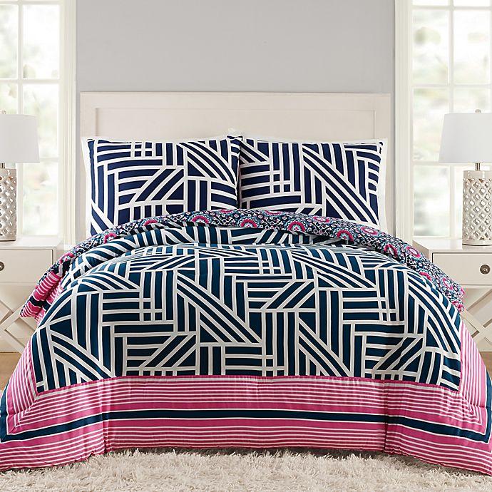 Vera Bradley Geo Comforter Set Bed Bath Beyond