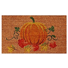 Home & More Nature's Bounty 17-Inch x 29-Inch Multicolor Door Mat