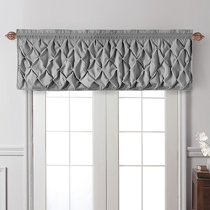 Alternate image 1 for VCNY Home Carmen Window Valance