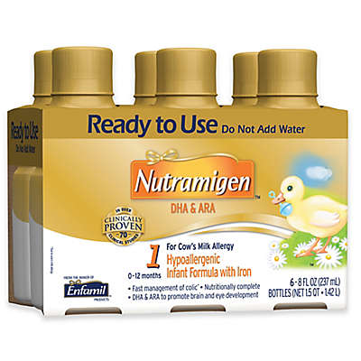 Enfamil™ Nutramigen™ 6-Pack Ready-to-Feed DHA and ARA Infant Formula