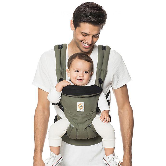 Alternate image 1 for Ergobaby™ Omni 360 Baby Carrier in Khaki Green