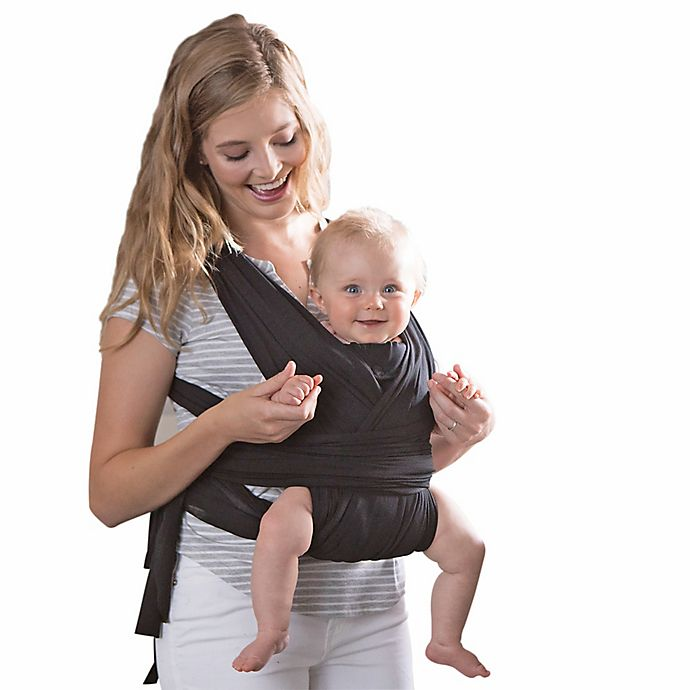 Alternate image 1 for Boppy® ComfyFit® Baby Carrier in Black