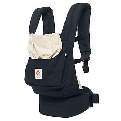 Ergobaby™ Original 3-Position Baby Carrier in Black/Camel
