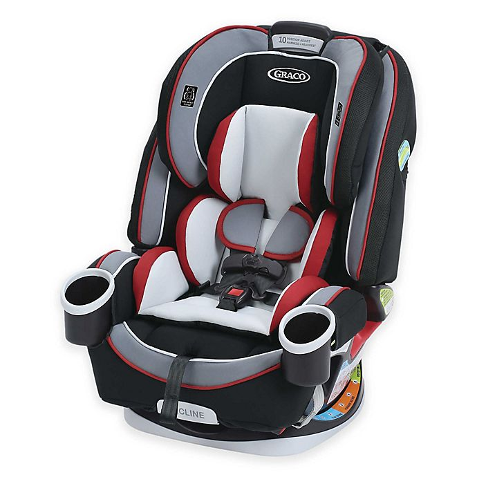 Alternate image 1 for Graco® 4Ever™ All-in-1 Convertible Car Seat in Cougar™