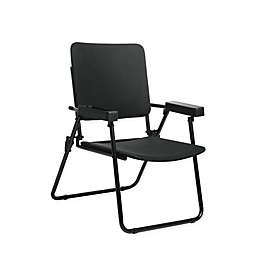 HoMedics® Folding Chair for Massage Cushions in Black