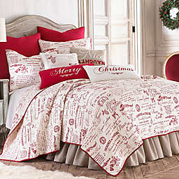fce90f9b0412 Levtex Home Merry Way Reversible Quilt Set