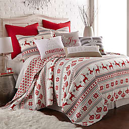 Christmas Comforter.Christmas Bedding Quilts Throw Pillows Bedding Sets