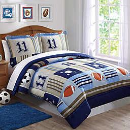 Laura Hart Kids Sports Comforter Set