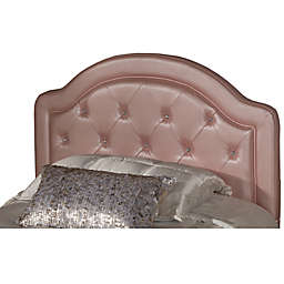 Hillsdale Karley Full Headboard with Frame in Pink