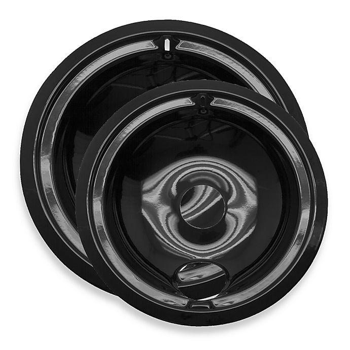 Pack Style B Porcelain Drip Pan