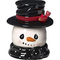 Precious Moments® Snow Much Fun Snowman Cookie Jar