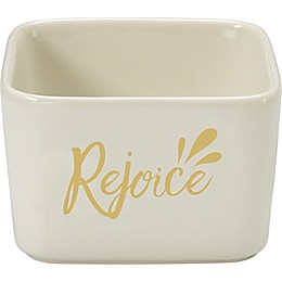 """Precious Moments® """"Rejoice"""" Easter Appetizer and Dip Serving Bowl"""