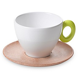 Omada Ecoliving Breakfast Cups and Saucers (Set of 2)