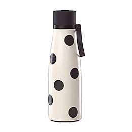 kate spade new york All in Good Taste™ Deco Dot Water Bottle