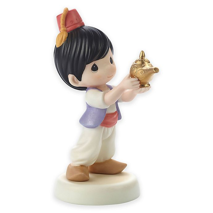 Alternate image 1 for Precious Moments® You're My Favorite Wish Aladdin Figurine