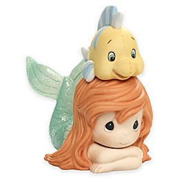 Precious Moments® Disney® Life is Better with Good Friends Ariel Figurine