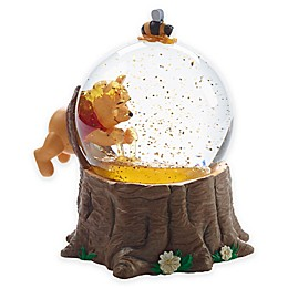 Precious Moments For The Love of Hunny Pooh Musical Snow Globe