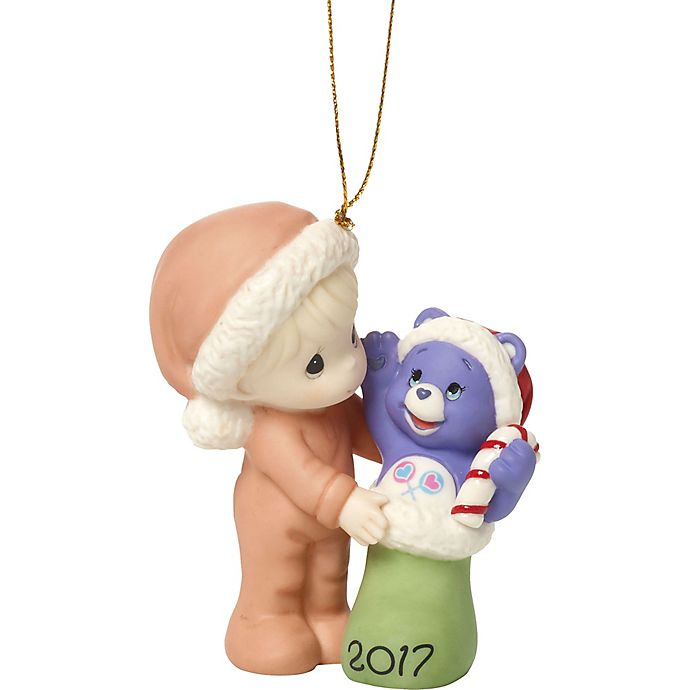 Precious Moments Care Bears I Love Sharing Christmas With You Ornament Buybuy Baby
