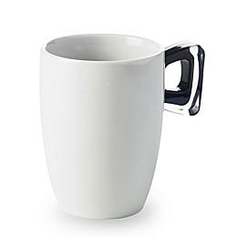 Omada® Adamo Mugs in Black (Set of 4)
