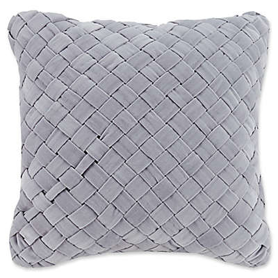 Vera Bradley® Woven Velvet Square Throw Pillow