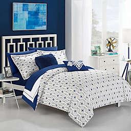 Chic Home Jejomar Reversible Comforter Set