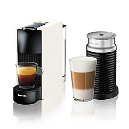 Nespresso® by Breville® Essenza Mini Espresso Maker with Aeroccino Frother